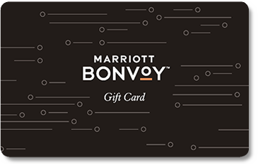 Marriott Bonvoy Gift Card