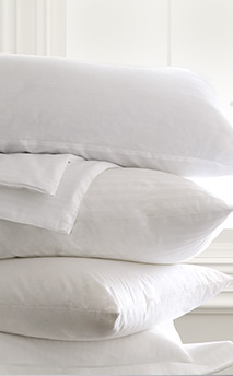 Irresistible Feather and Down Pillows
