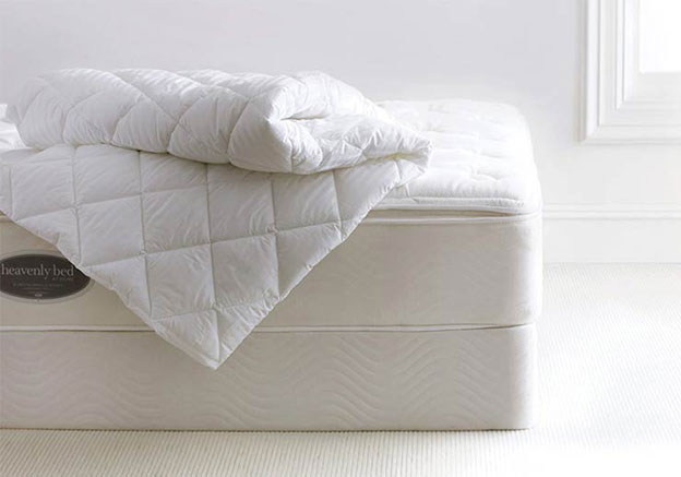 Heavenly® Bed Mattress & Box Spring