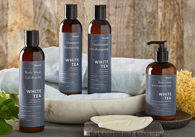 White Tea Bath & Body
