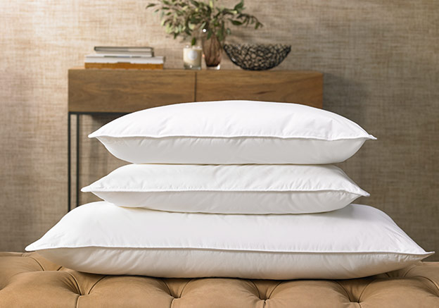 Hotel Bedding feather & down pillow | westin hotel store