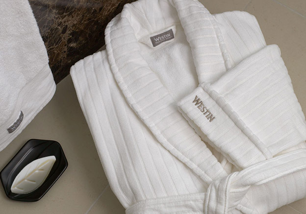 Heavenly Bathrobe Westin Hotel Store