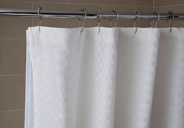 Shower Curtain & Liner