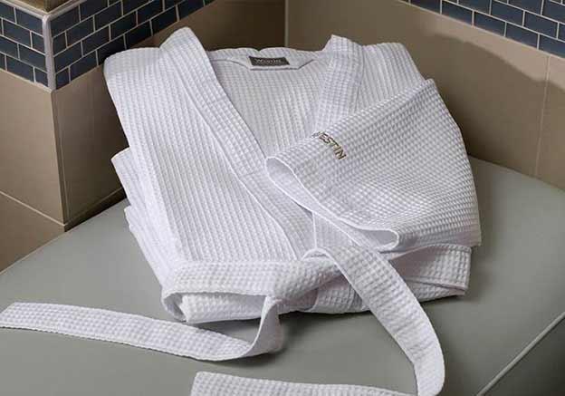 937d691488 Waffle Weave Robe