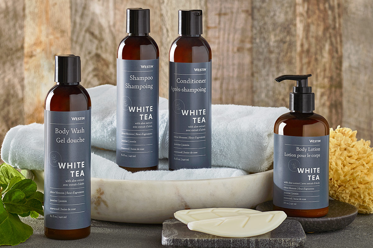 Westin Heavenly Bath Amenities