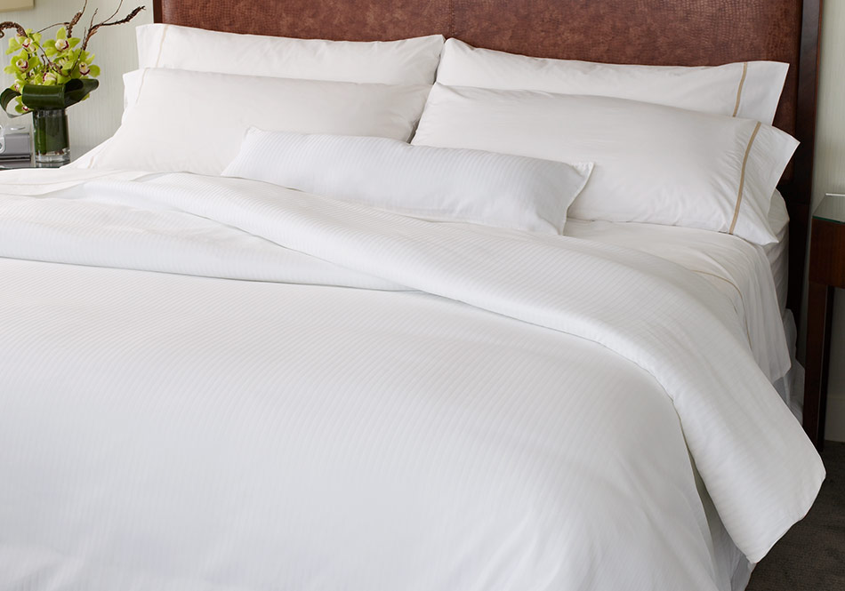 Lovely Hotel Sheets