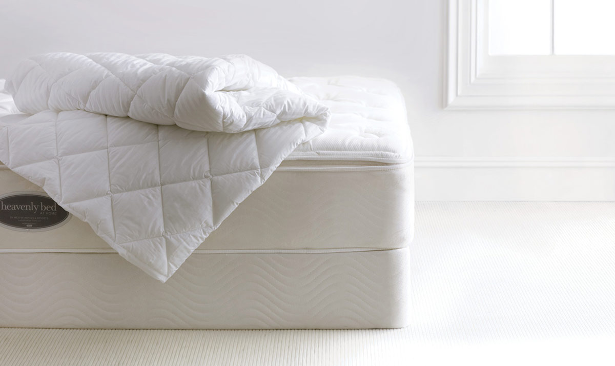 Heavenly Bed Mattress & Box Spring | Westin Hotel Store