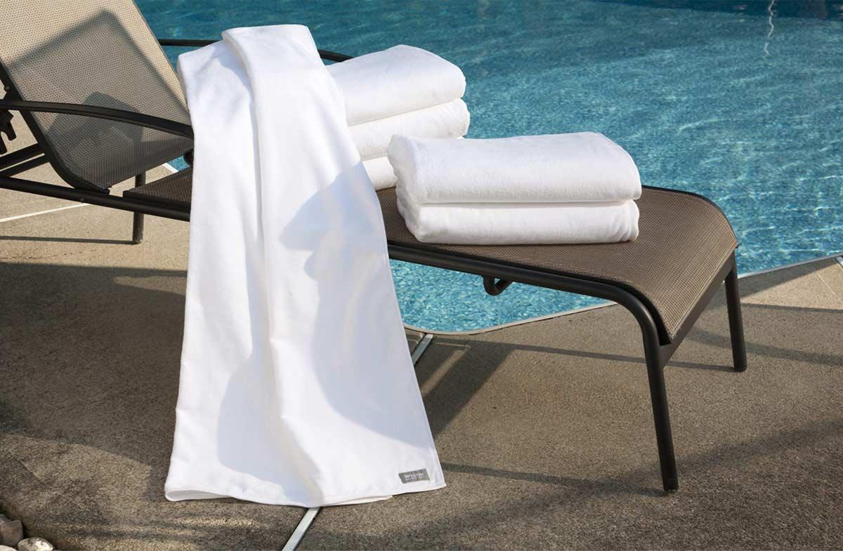 Pool Towel Westin Hotel Store
