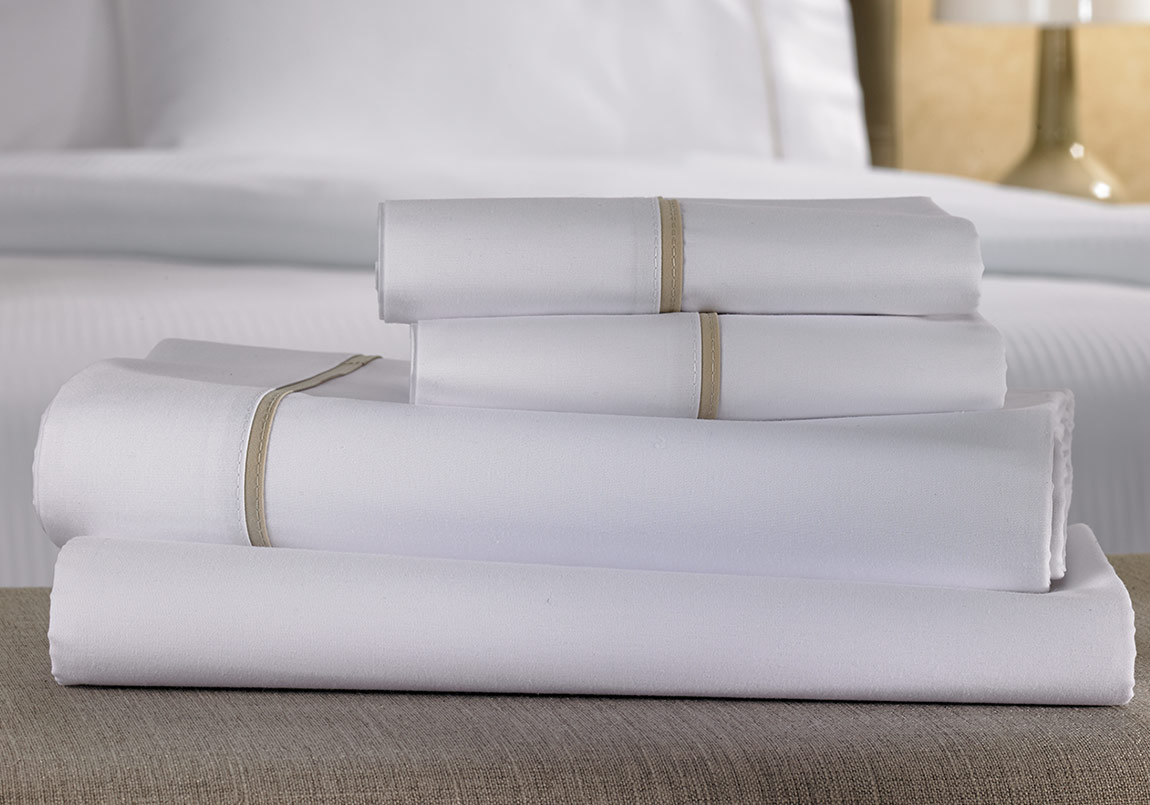 Delicieux Hotel Sheet Set